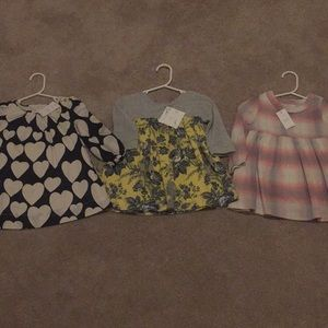 Baby Gap dress bundle